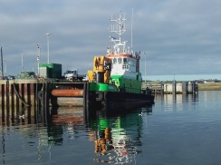 Green Marine vessel Green Isle